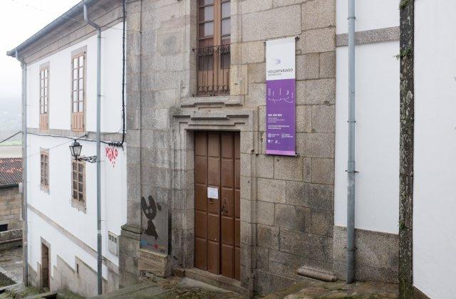 Camino de Santiago Accommodation: Albergue de Peregrinos Tui
