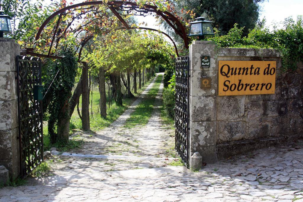 Camino de Santiago Accommodation: Quinta do Sobreiro