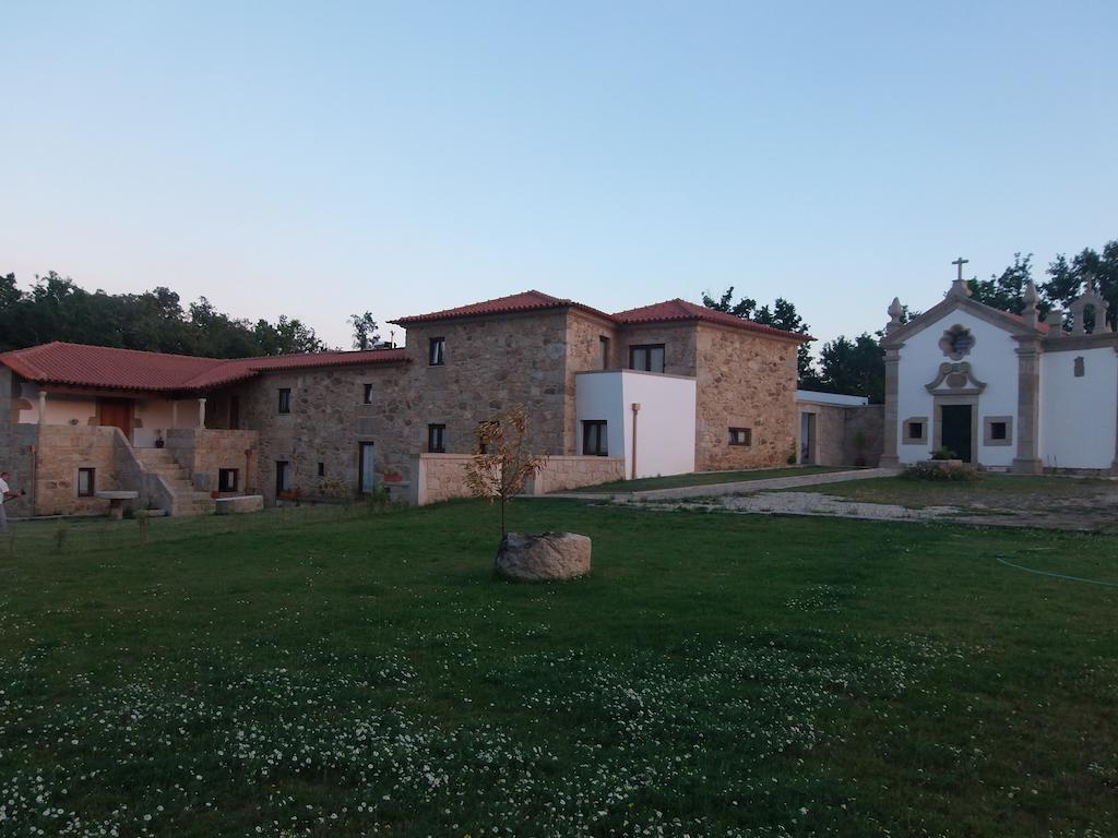 Camino de Santiago Accommodation: Quinta da Gandra