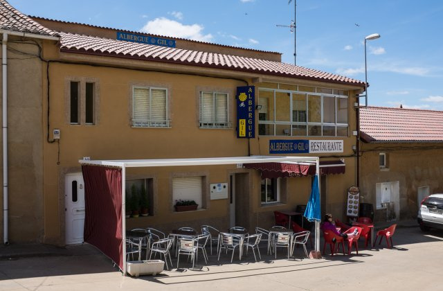 Camino de Santiago Accommodation: Albergue Gil
