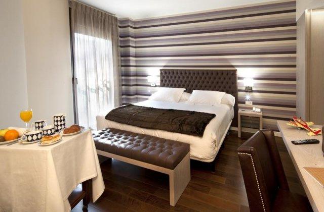 Camino de Santiago Accommodation: Hotel SPA Ciudad de Astorga ⭑⭑⭑⭑