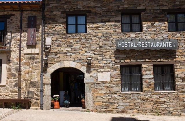 Camino de Santiago Accommodation: Hostal El Refugio