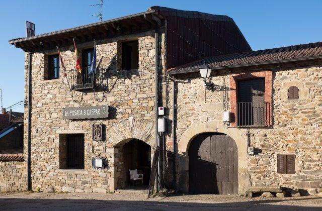 Camino de Santiago Accommodation: La Posada de Gaspar