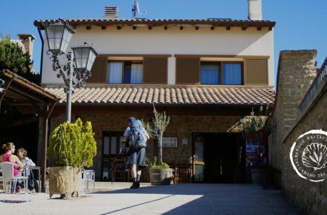 Camino de Santiago Accommodation: Hostal Camino del Perdón