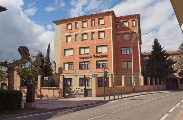 Camino de Santiago Accommodation: Hospedería Cisterciense ⭑⭑