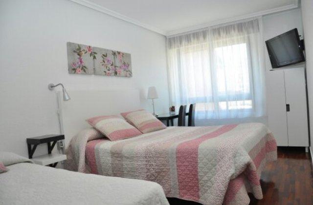 Camino de Santiago Accommodation: Pensión Toñi