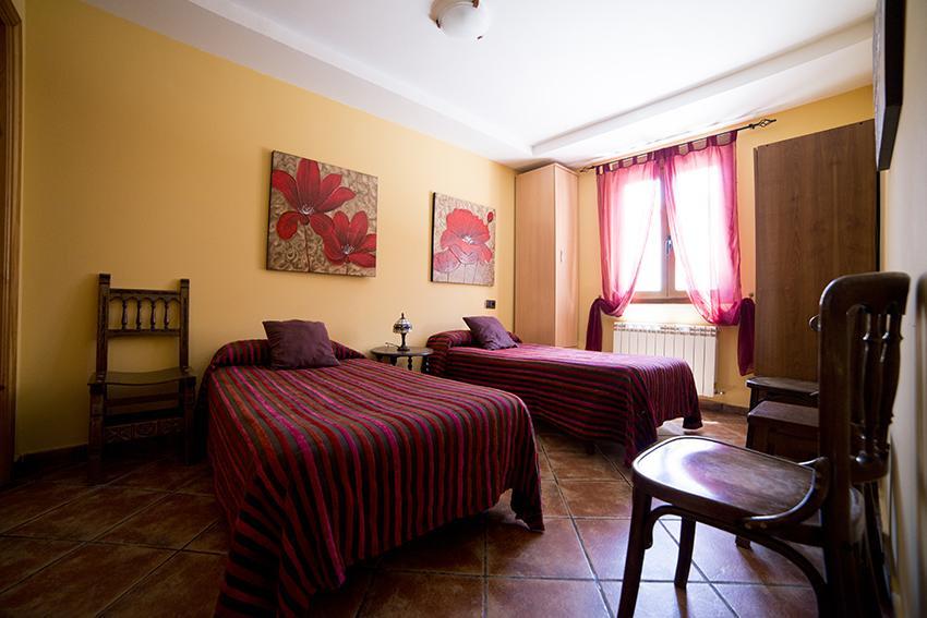 Camino de Santiago Accommodation: Casa Rural de Sol a Sol