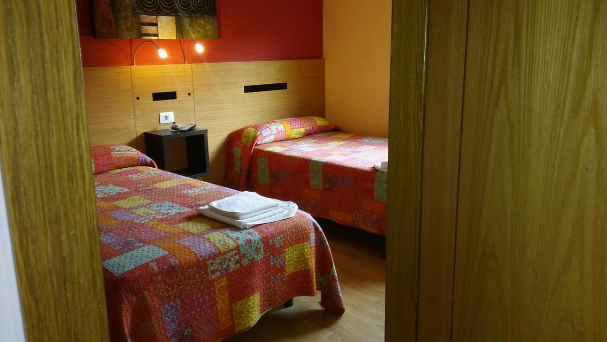 Camino de Santiago Accommodation: Hostal Vilasante