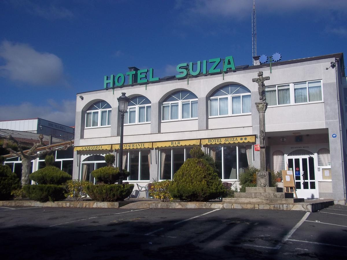 Camino de Santiago Accommodation: Hotel Suiza ⭑⭑
