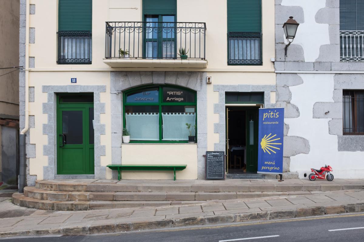 Camino de Santiago Accommodation: Albergue Pitis