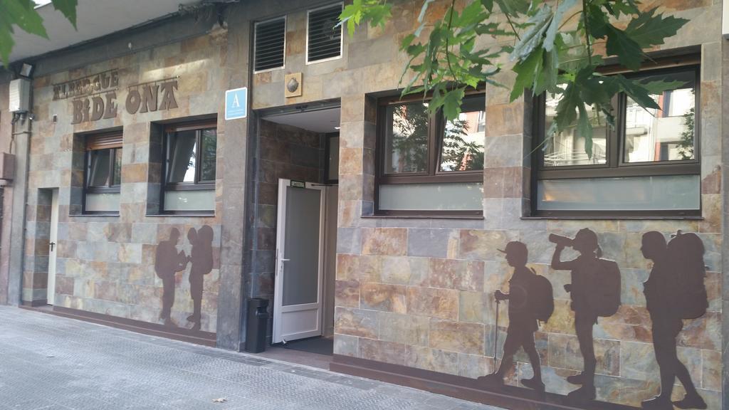 Camino de Santiago Accommodation: Albergue Bide Ona