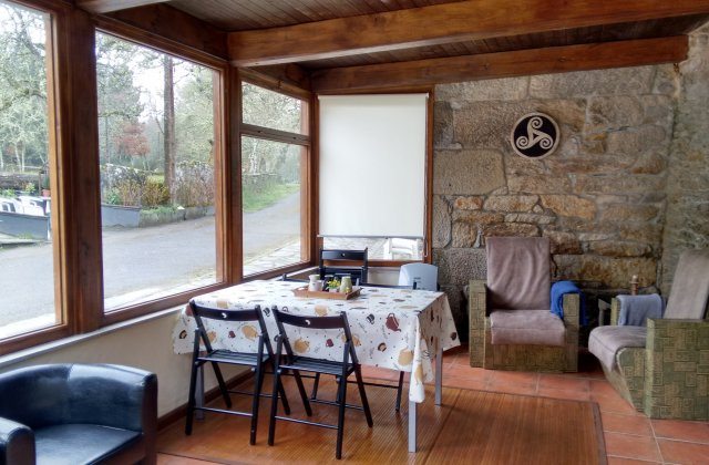 Camino de Santiago Accommodation: Albergue Rural Witericus