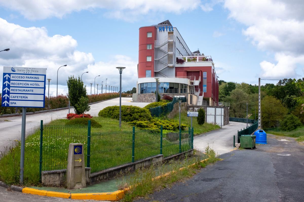 Photo of Bergazos on the Camino de Santiago