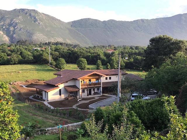 Camino de Santiago Accommodation: Reposo del Andayon