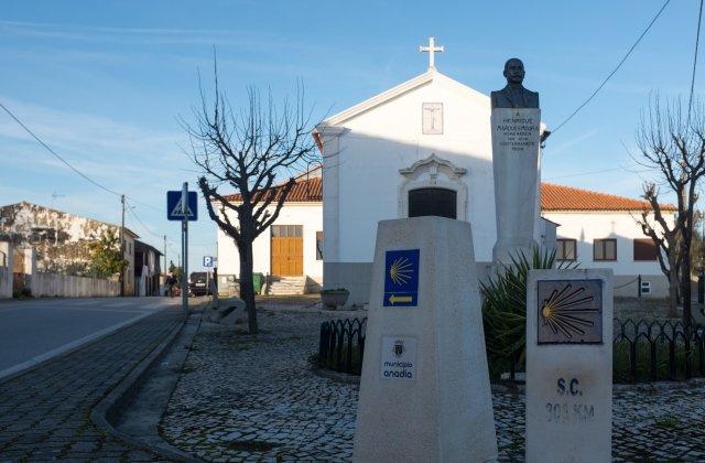 Photo of Avelãs do Caminho on the Camino de Santiago