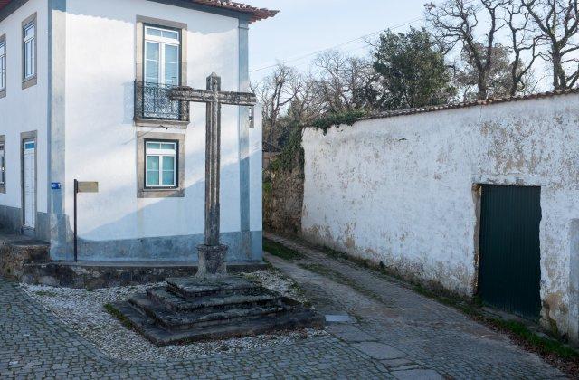 Photo in Pinheiro da Bemposta on the Camino de Santiago