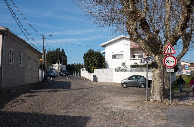 Photo of Guarda on the Camino de Santiago