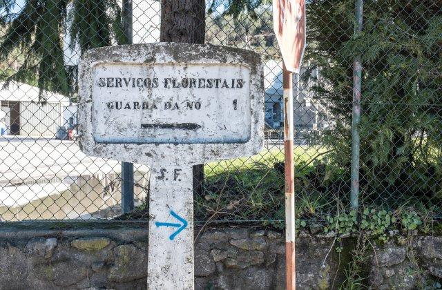 Photo in Portela on the Camino de Santiago