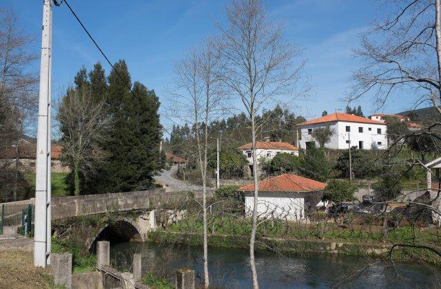 Photo of Ponte do Geira on the Camino de Santiago