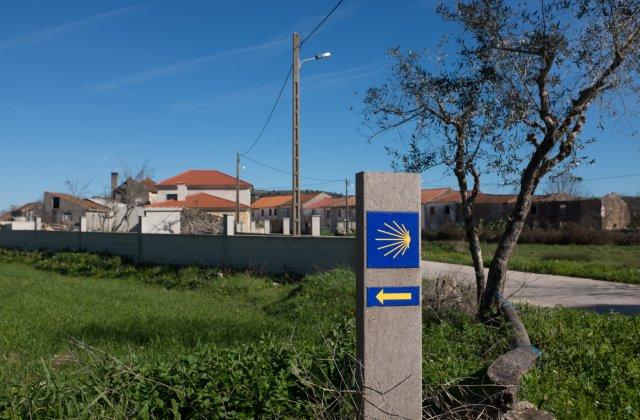 Photo of Junqueira on the Camino de Santiago
