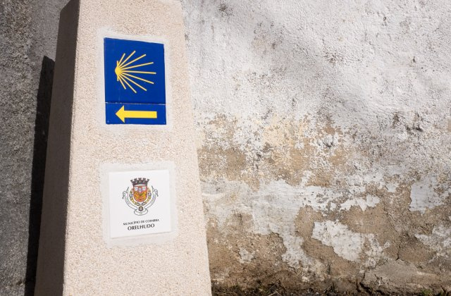 Photo in Orelhudo on the Camino de Santiago