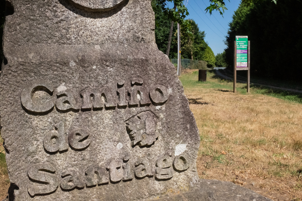 Photo of Santiaguiño das Antas  on the Camino de Santiago