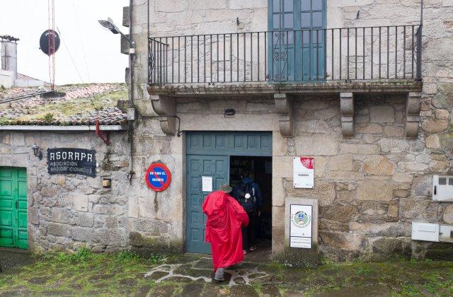 Camino de Santiago Accommodation: Albergue de peregrinos de Padrón
