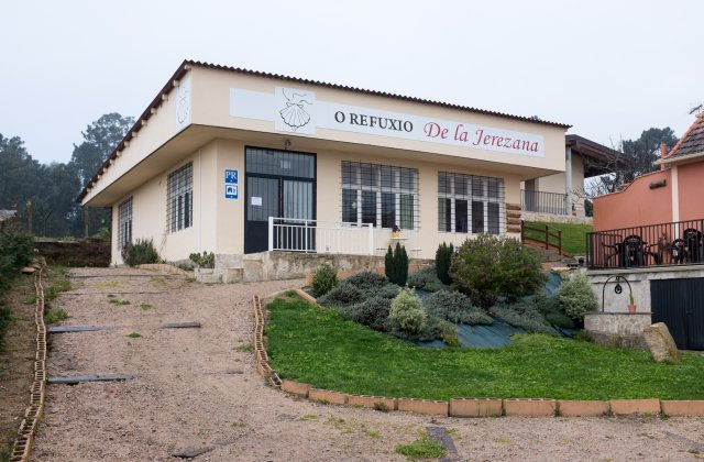 Camino de Santiago Accommodation: O Refuxio De la Jerezana