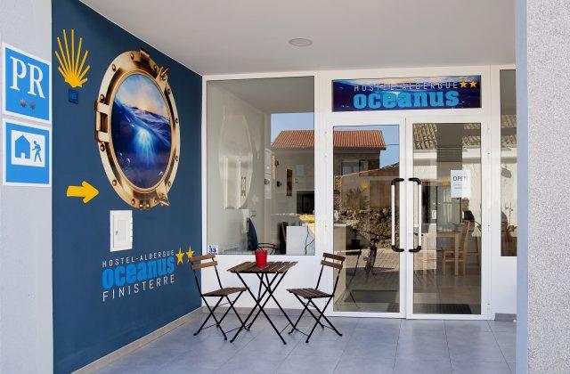 Camino de Santiago Accommodation: Albergue Oceanus Finisterre