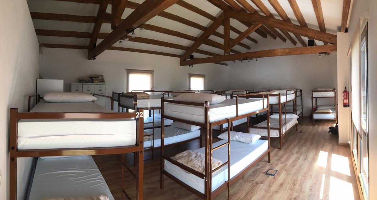 Camino de Santiago Accommodation: Albergue Ó Abrigo