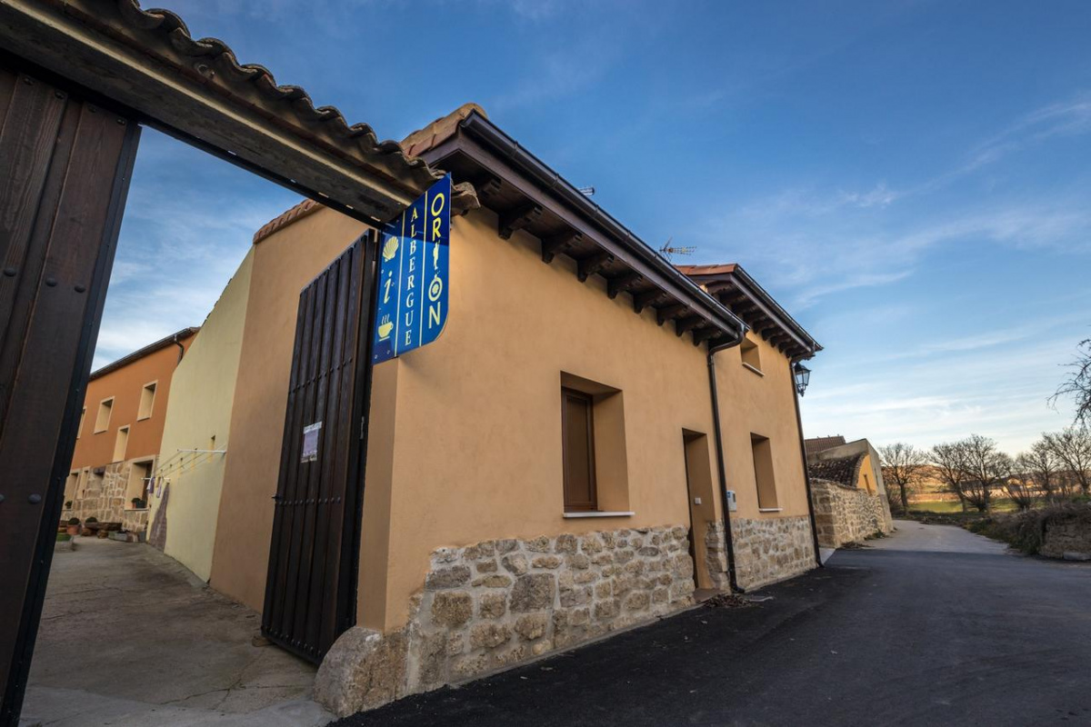 Camino de Santiago Accommodation: Albergue Orión
