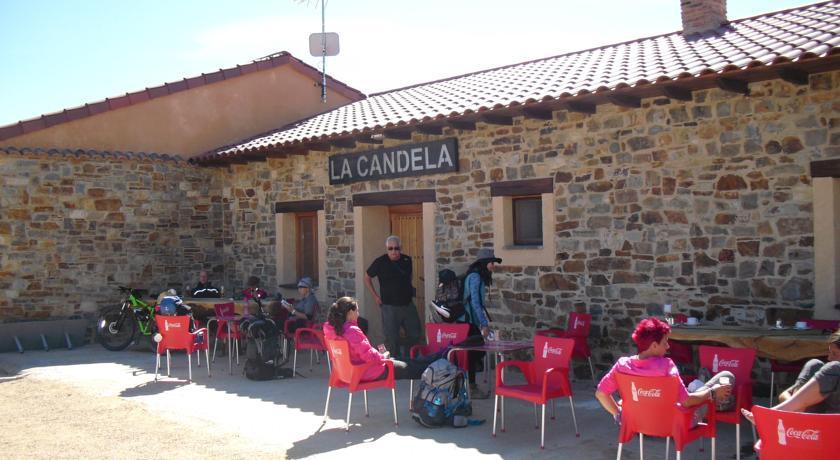 Camino de Santiago Accommodation:  La Candela