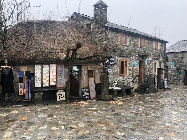 Camino de Santiago Accommodation: Casa Rural Navarro