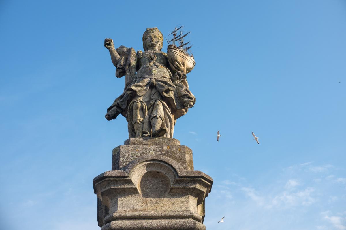 Photo of Viana do Castelo on the Camino de Santiago