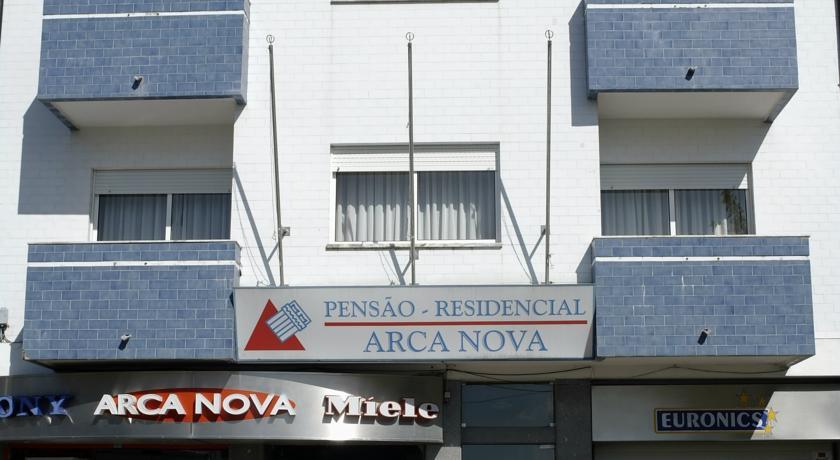 Camino de Santiago Accommodation: Residencial Arca Nova
