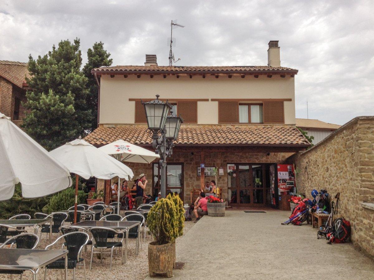 Camino de Santiago Accommodation: Albergue Camino del Perdón