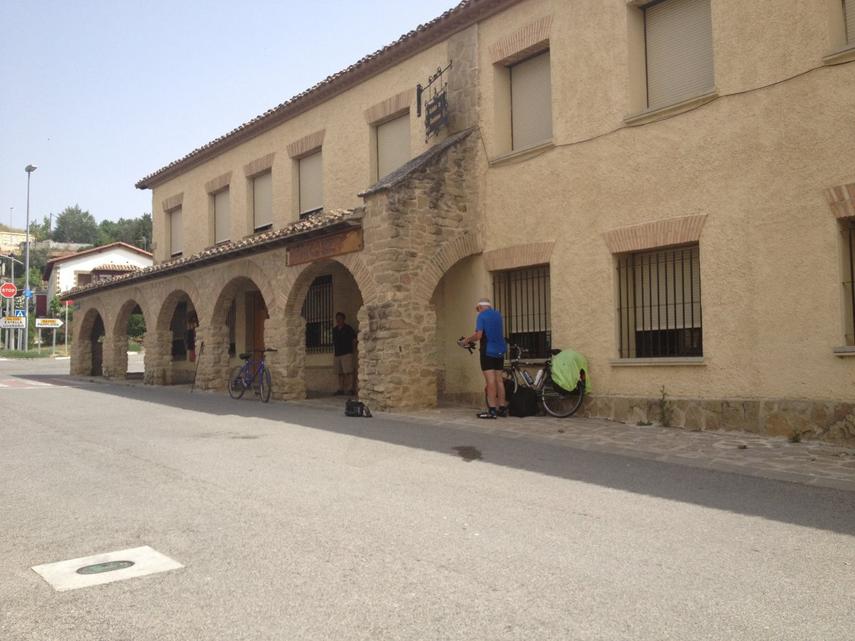 Camino de Santiago Accommodation: Albergue de los Padres Reparadores