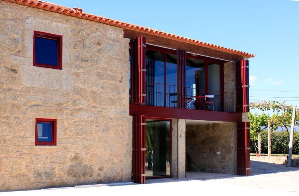 Camino de Santiago Accommodation: Quinta da Cancela