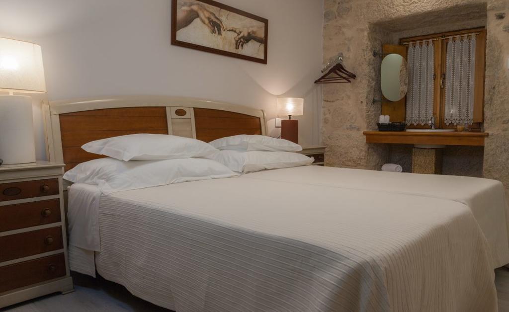 Camino de Santiago Accommodation: Quinta do Caminho