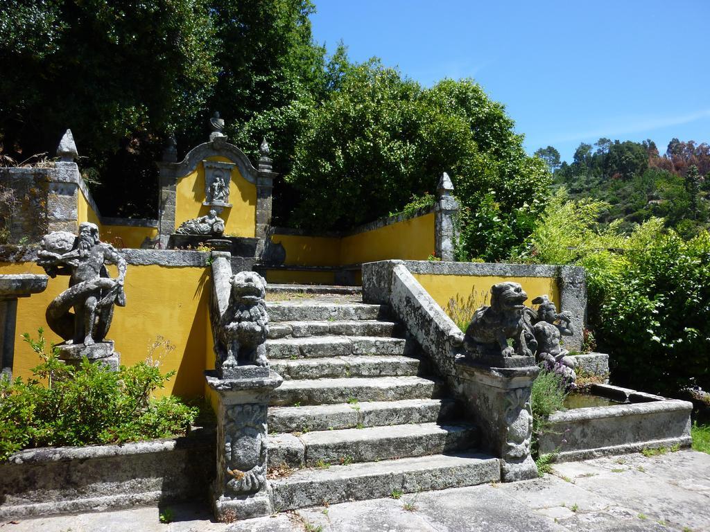 Camino de Santiago Accommodation: Quinta da Boa Viagem ⭑⭑⭑