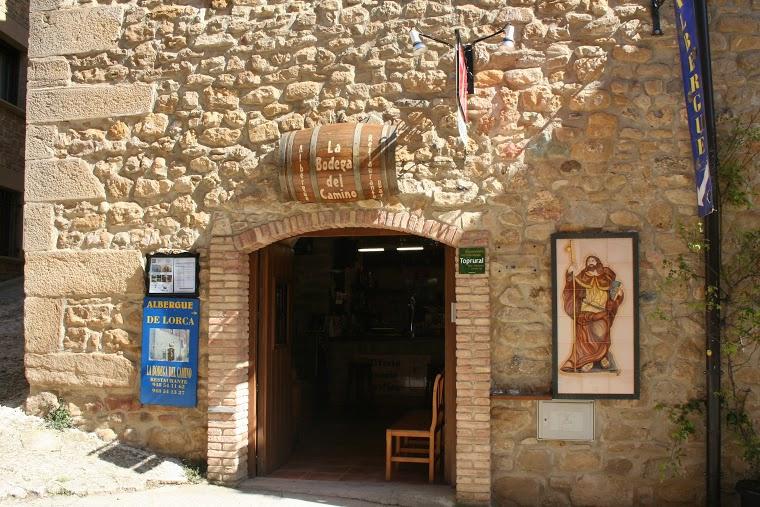 Camino de Santiago Accommodation: Albergue La Bodega del Camino