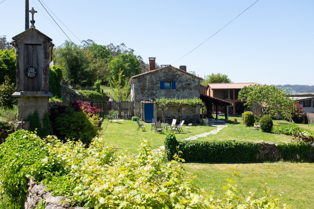 Camino de Santiago Accommodation: Albergue Casa Vella