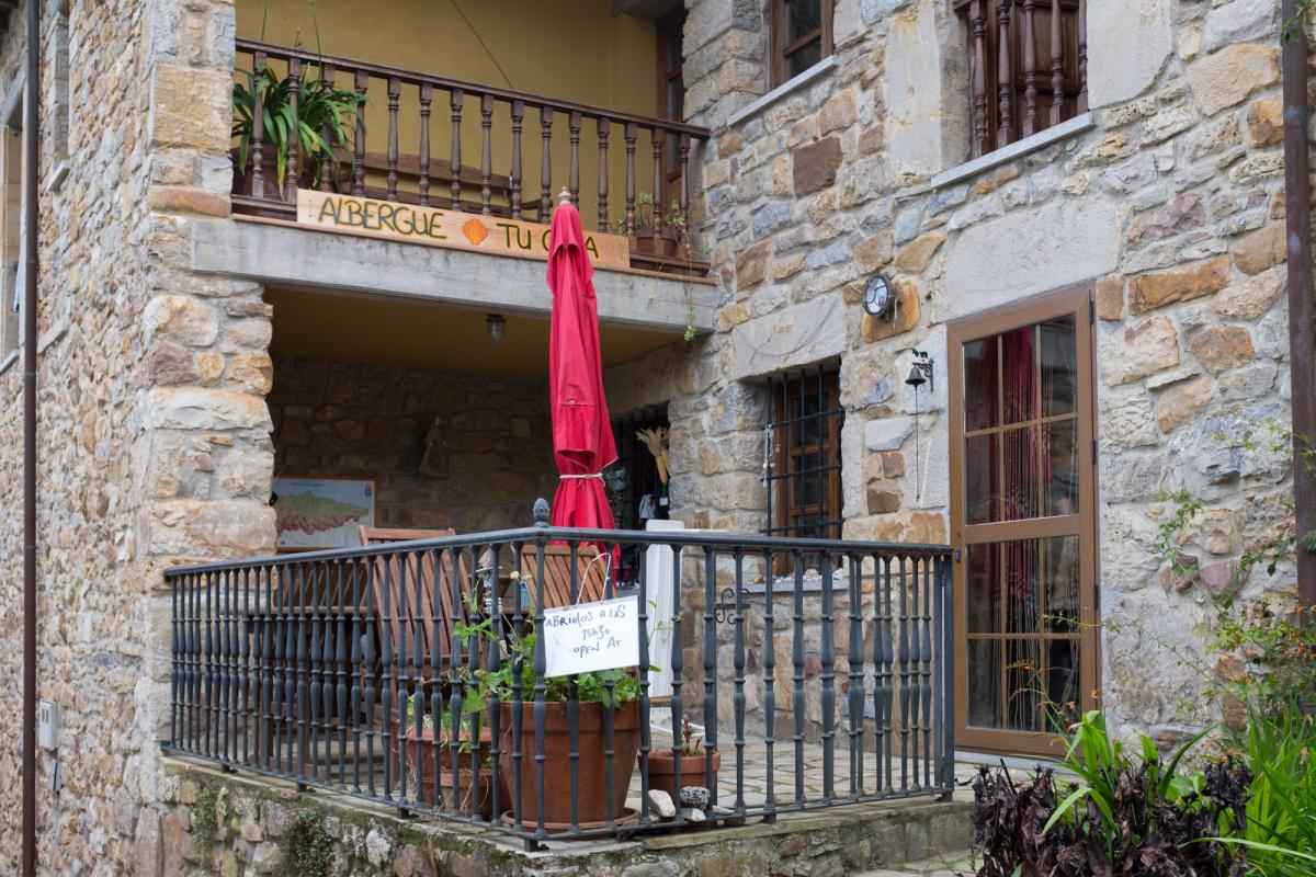 Camino de Santiago Accommodation: Albergue Tu Casa