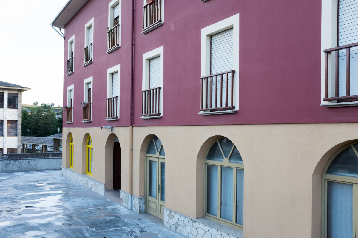 Camino de Santiago Accommodation: Albergue San Roque