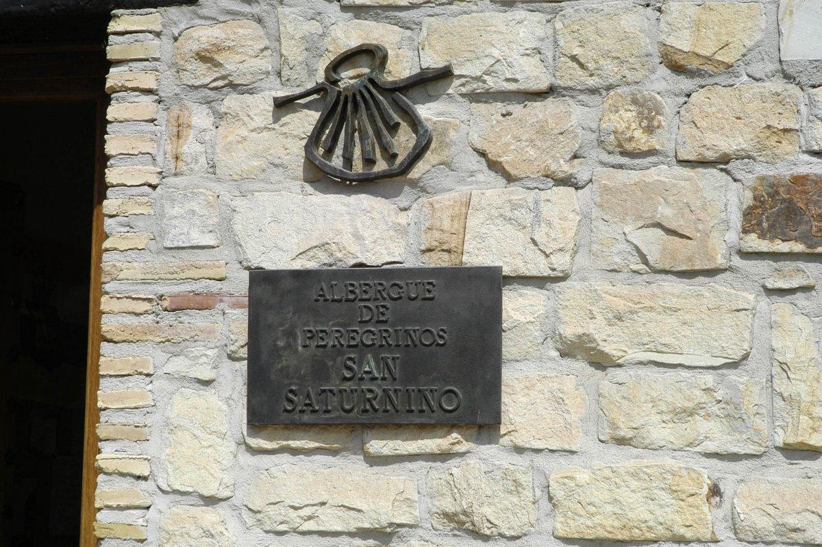 Camino de Santiago Accommodation: Albergue San Saturnino