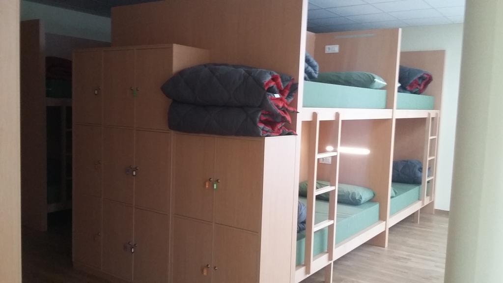 Camino de Santiago Accommodation: The Way Hostel Arzúa