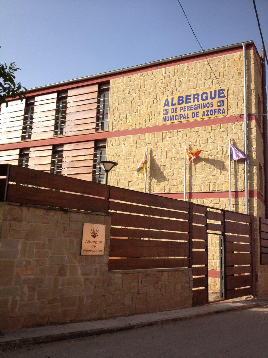 Camino de Santiago Accommodation: Albergue Municipal de Peregrinos de Azofra