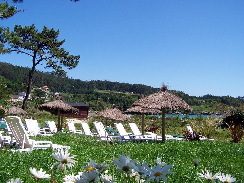 Camino de Santiago Accommodation: Hotel Playa de Estorde