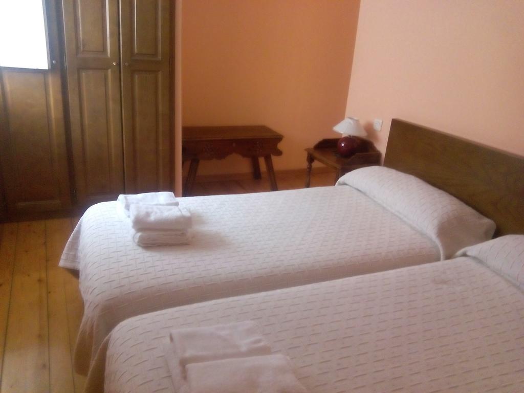 Camino de Santiago Accommodation: Hotel Las Grandas