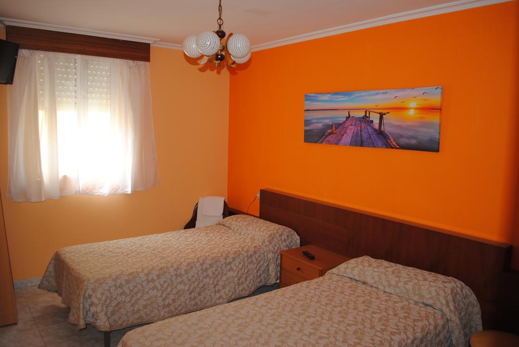 Camino de Santiago Accommodation: Hostal Choyo 2